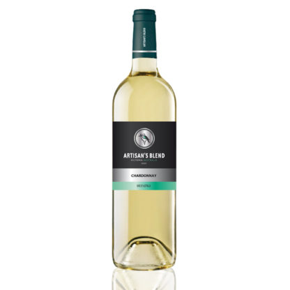 Bouteille vin blanc Artisan Blend