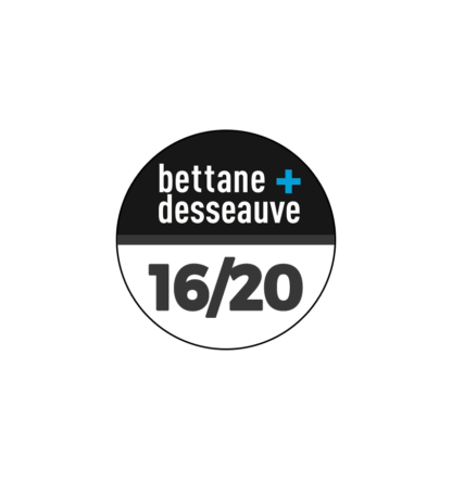 Notation Bettane Desseauve 16/20