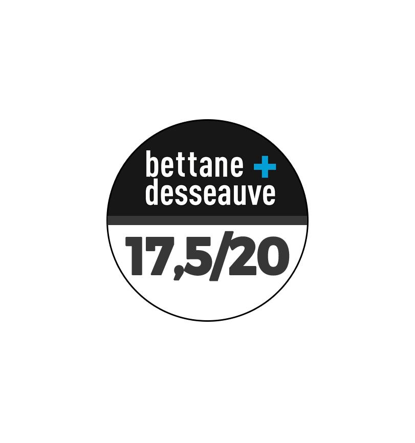 Note Bettane et Dessauve 17,5/20