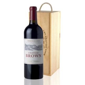 Magnum Brown Caisse bois