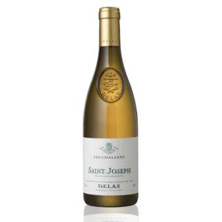 Bouteille vin blanc St Joseph Delas Challeys