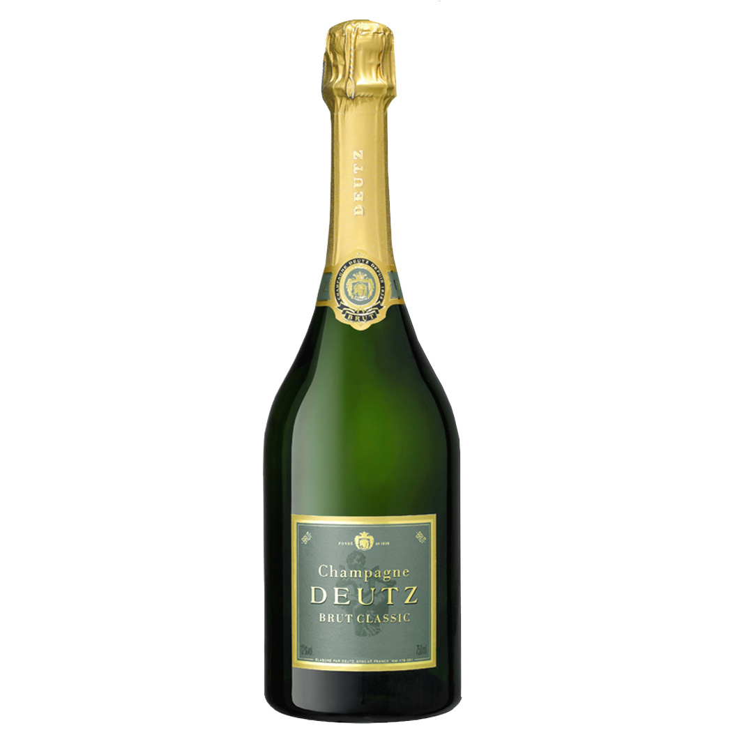 Champagne deutz mathusalem deutz brut classic for Champagne delamotte brut prix