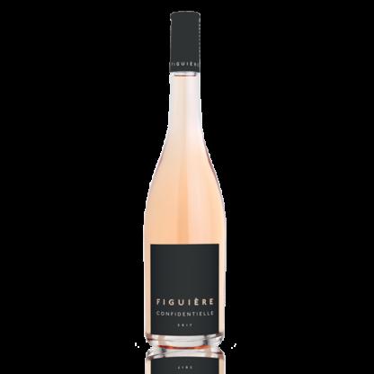 bouteille figuière confidentielle rosé