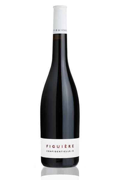 Bouteille vin rouge Saint André Confidentielle