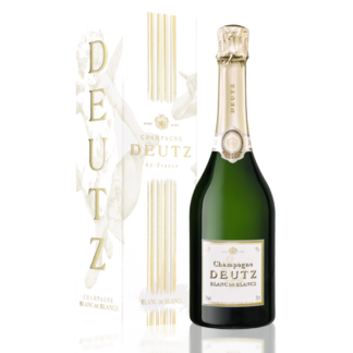 bouteille champagne deutz blanc de blancs