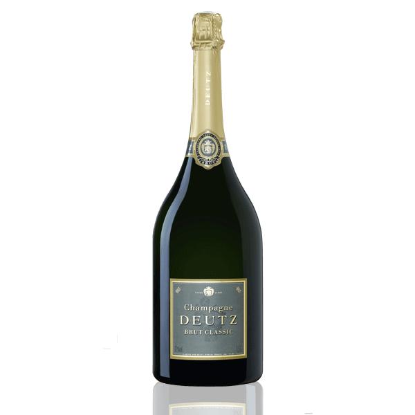 jeroboam champagne deutz brut classic