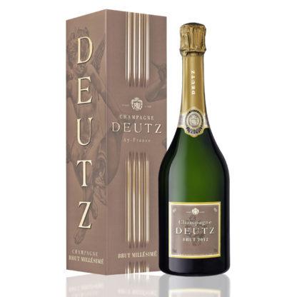 bouteille champagne deutz millésimé