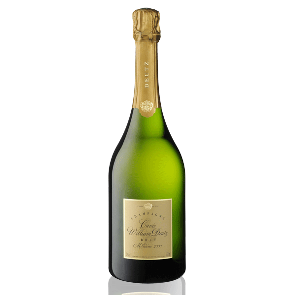 Jeroboam champagne William Deutz
