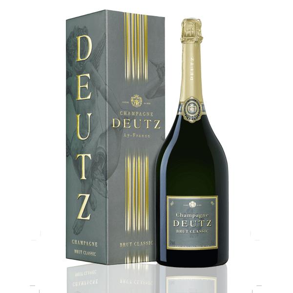 magnum champagne deutz brut classic