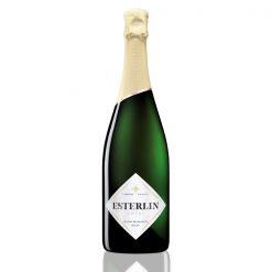 bouteille champagne esterlin blanc de blancs