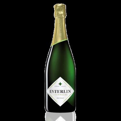 Magnum champagne Esterlin Brut
