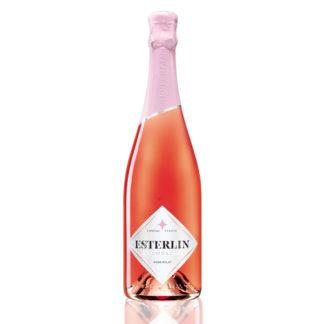 bouteille champagne esterlin rosé