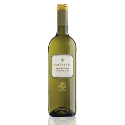 Bouteille vin blanc Marques Caceres