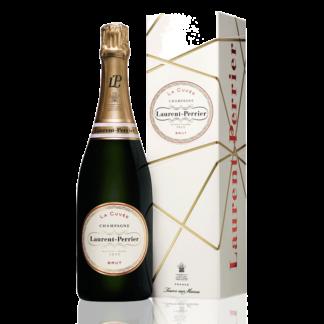Bouteille champagne Laurent Perrier La Cuvée
