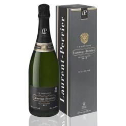 Bouteille champagne Laurent Perrier millésimé