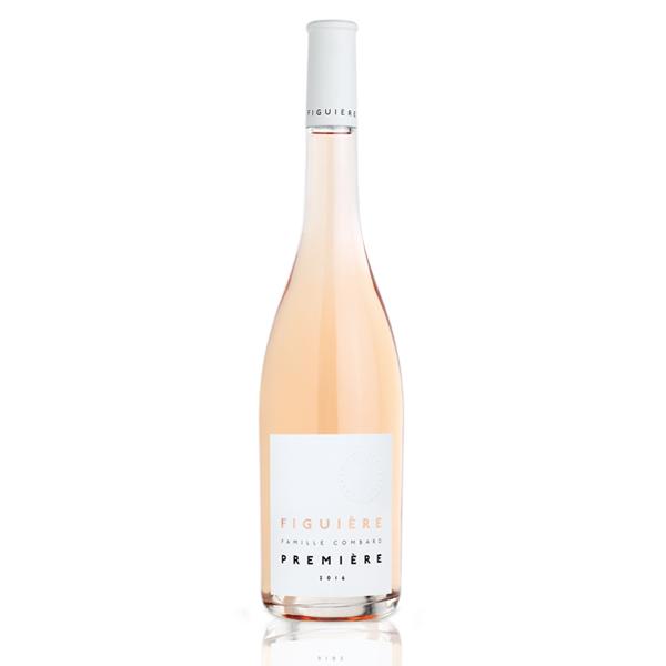 Bouteille vin rosé Figuière Première