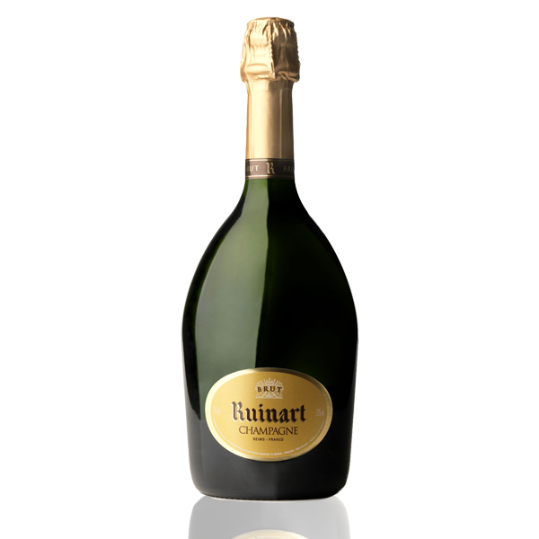 Bouteille champagne r ruinart brut
