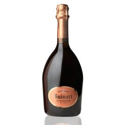 bouteille champagne ruinart rosé