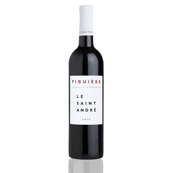 Bouteille vin rouge Saint André IGP