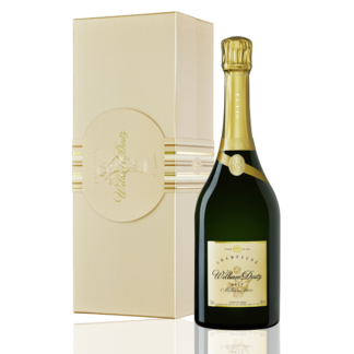 Bouteille champagne William Deutz coffret