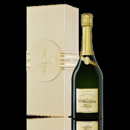 Bouteille champagne William Deutz coffret