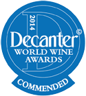 Decanter_Commended_2014