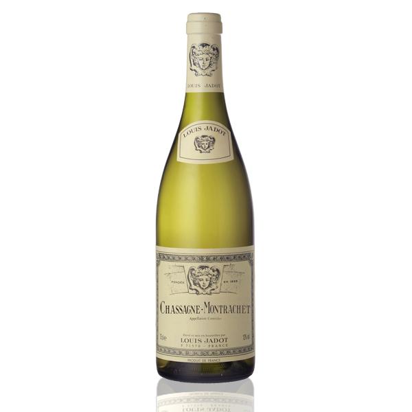 Bouteille vin blanc chassagne montrachet