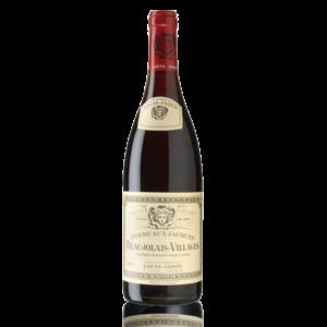 Bouteille vin beaujolais combe jacques