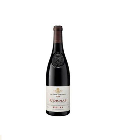 Bouteille de vin Delas Frère Cornas 2018