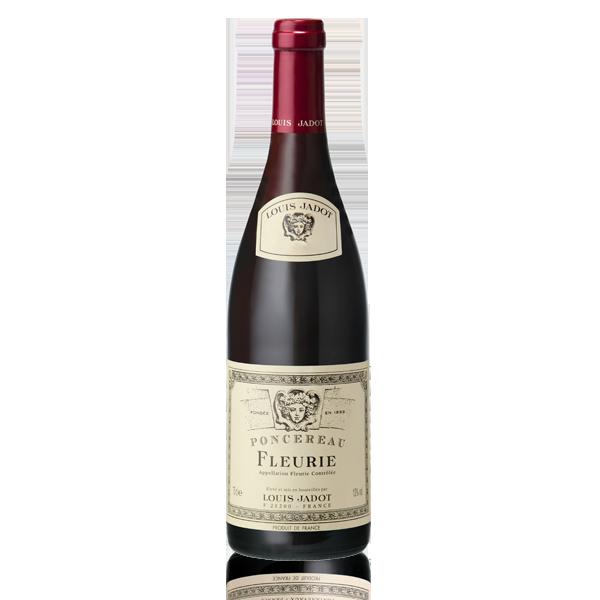 Bouteille vin Fleurie Poncereau Jadot
