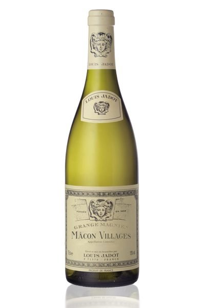 Bouteille vin blanc Jadot Grange Magnien