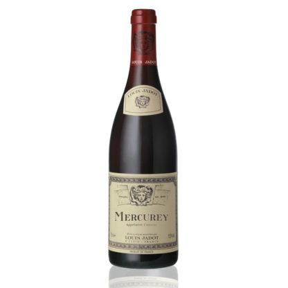 Bouteille vin rouge Mercurey Louis Jadot