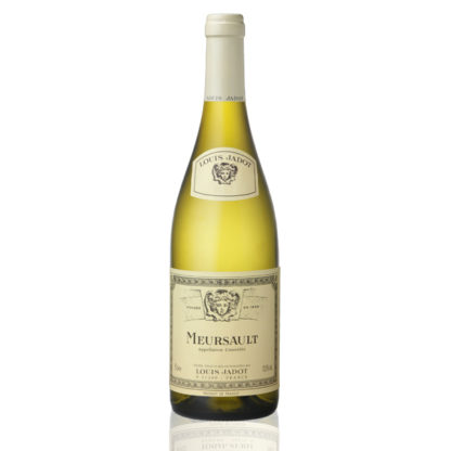 Bouteille vin blanc Meursault Jadot