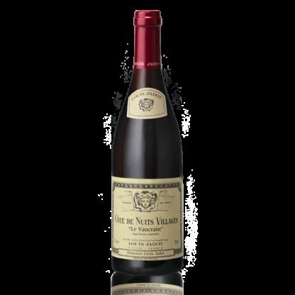 Bouteille vin rouge Vaucrain cote de nuits