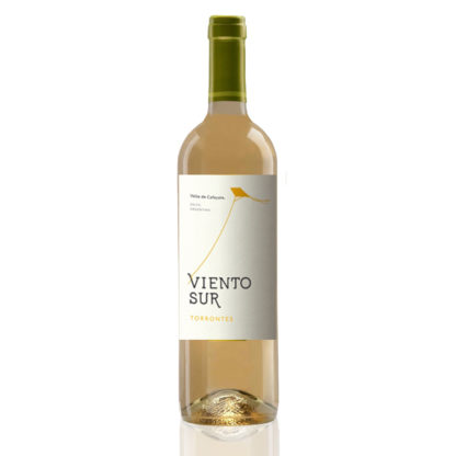 Bouteille vin blanc Argentine Viento Torrontes