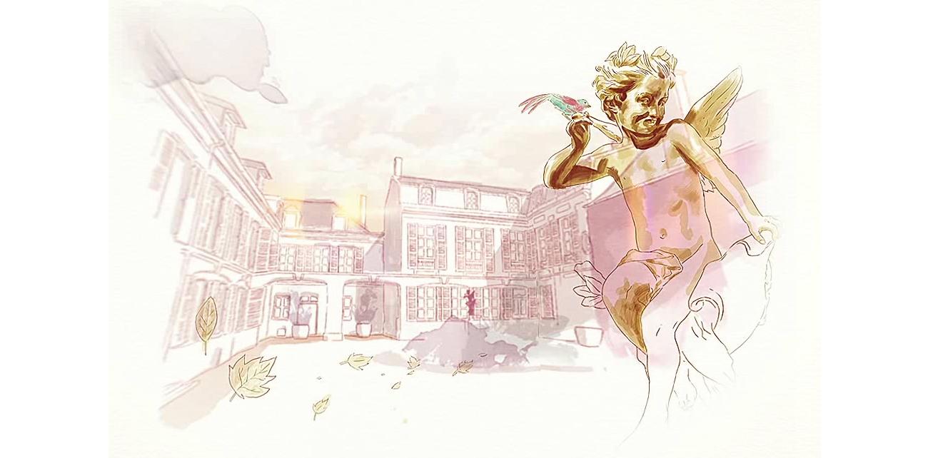L 39 histoire du champagne deutz for Origine du mot maison