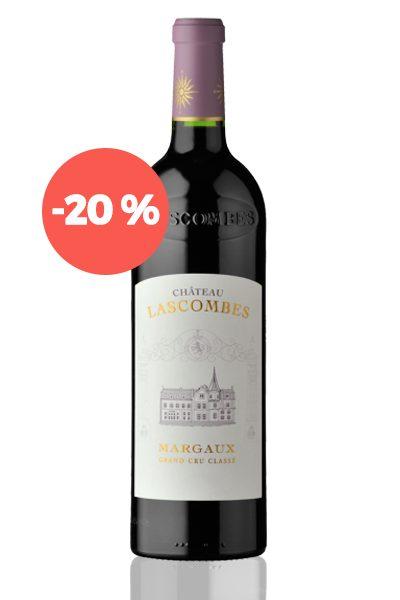 Bouteille vin Château Lascombes
