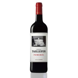 bouteille vin chateau taillefer pomerol