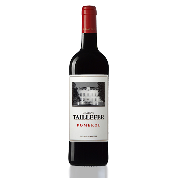 bouteille vin chateau taillefer pomerol