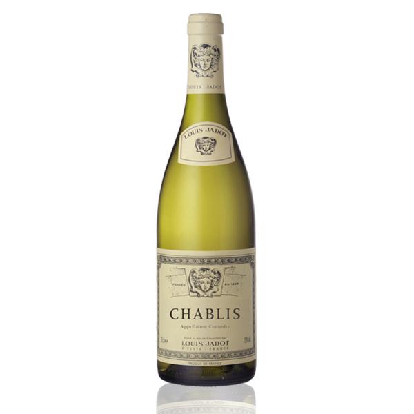bouteille vin chablis louis jadot