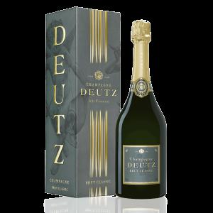 bouteille champagne deutz brut classic