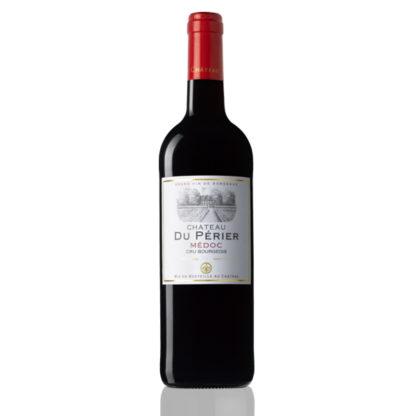 Bouteille vin rouge Château du Perier