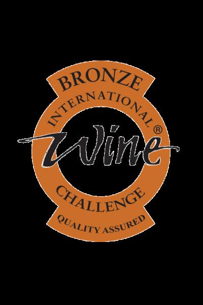 Médaille bronze international wine challenge