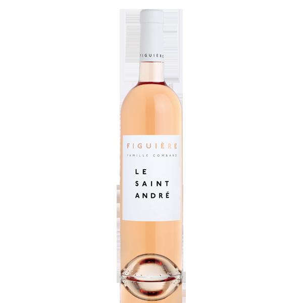 Bouteille vin rosé Saint André IGP