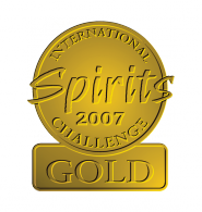 medaille isc gold 2007