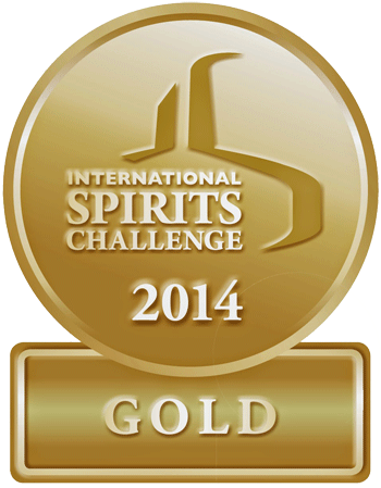 medaille isc 2014 gold