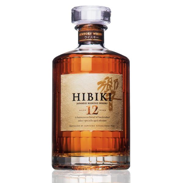 bouteille whisky Hibiki 12 ans
