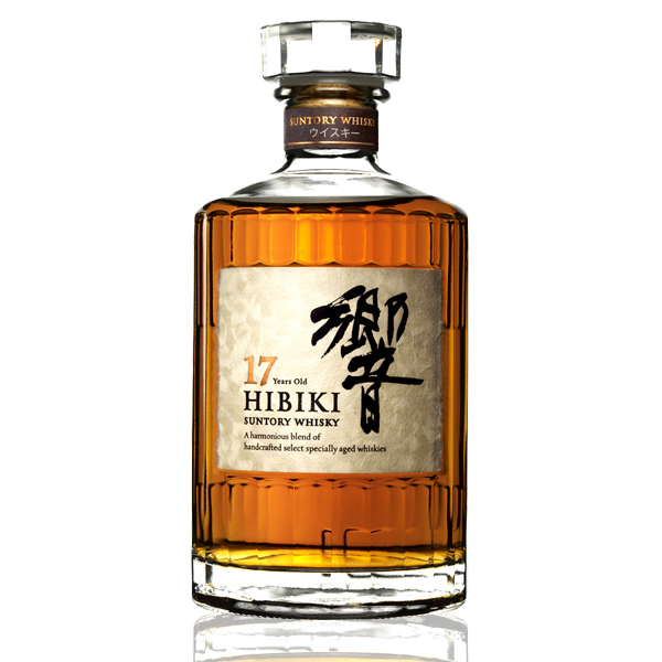 bouteille whisky Hibiki 17 ans