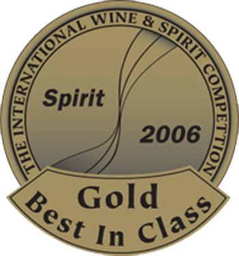 iwsc 2006 gold