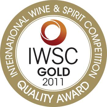 iwsc 2011 gold